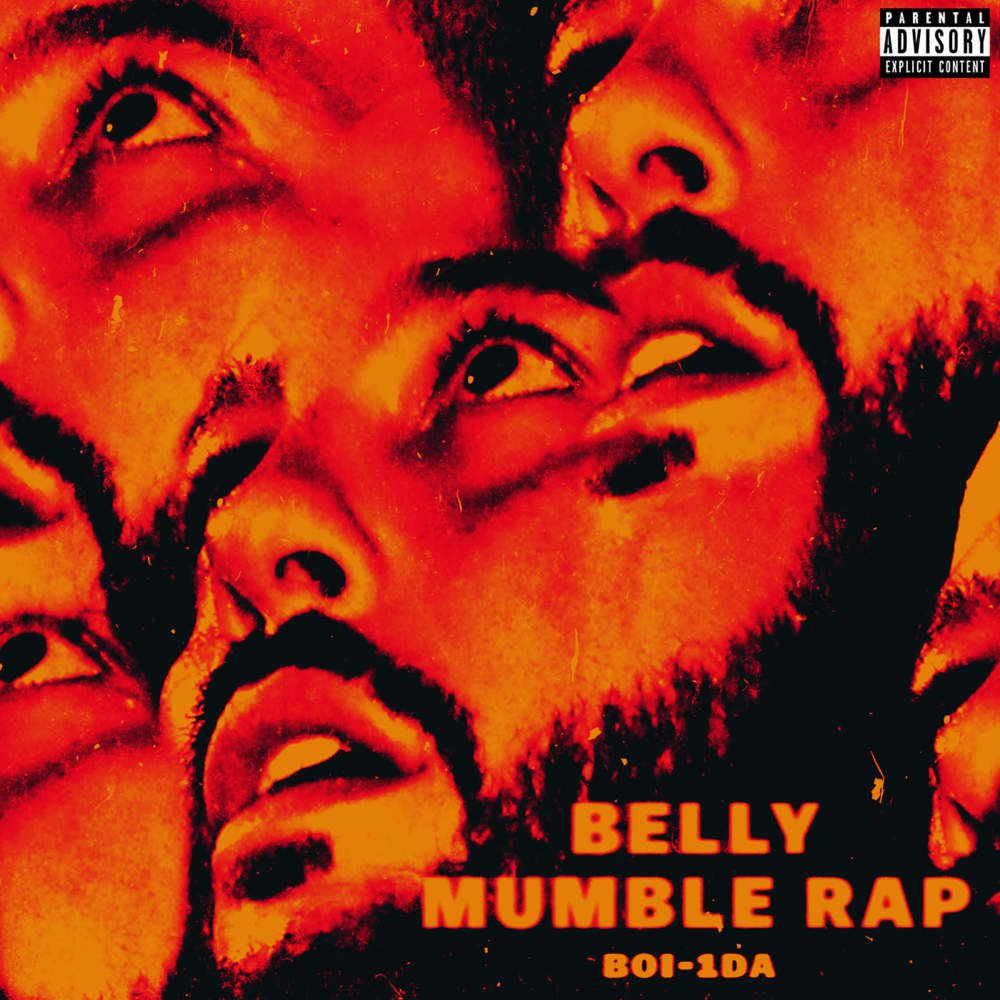 belly mumble rap